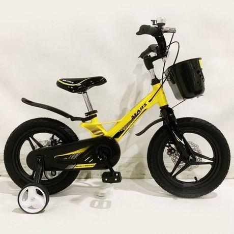 """Детский велосипед 12- 18"""" Марс 2 Лёгкая рама Дисковый тормоз .Hammer"""