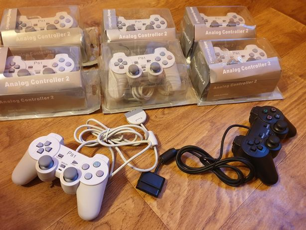 PS 1 i 2 PlayStation Pady Nowe bdb Jakość Tylko 49zł
