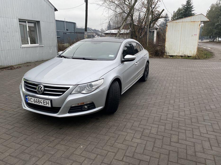 Продам VW Passat CC Любомль - изображение 1
