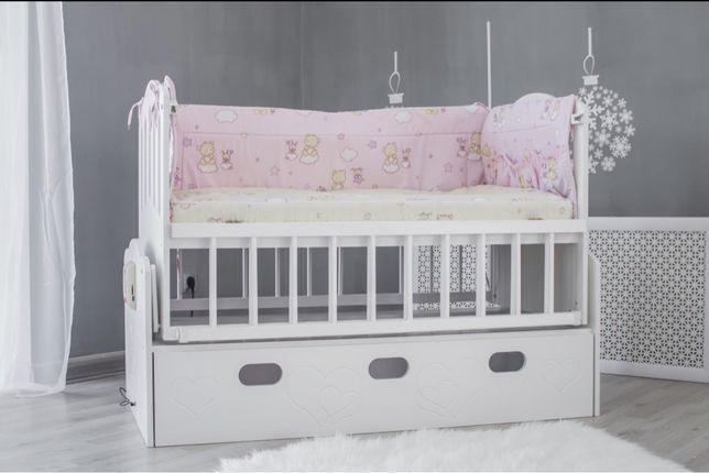 Дитяче ліжечко dreamkasmart