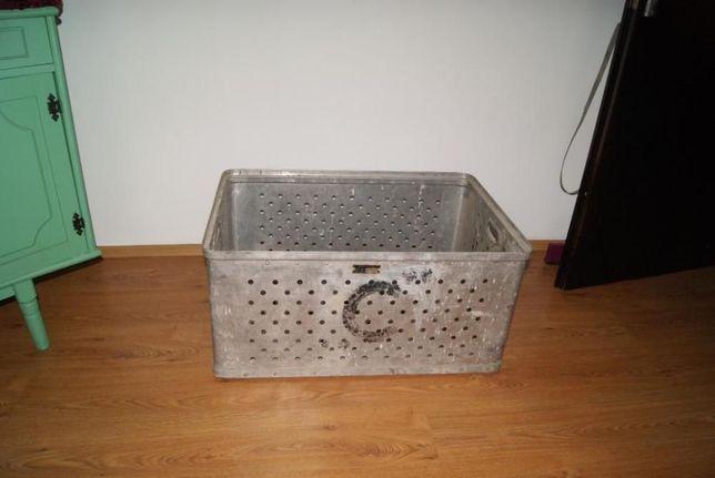 kontener aluminiowy skrzynia na ziemniaki