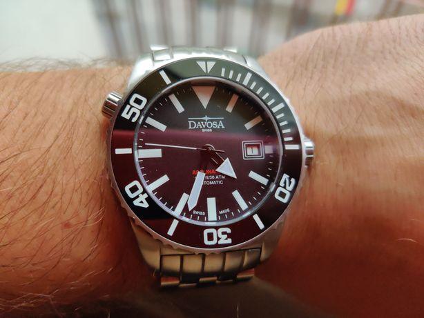 Zegarek Davosa Argonautic Ceramic Diver Automat
