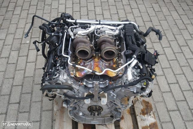 Motor MERCEDES C63 E63 AMG S 4.0L 510 CV - 177980