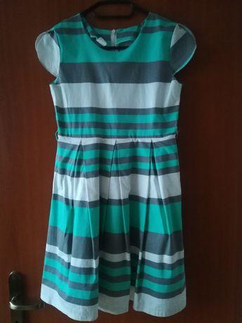 Sukienka r.146 okazjonalna, na spowiedź