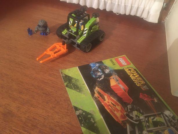 Lego power miners 8958