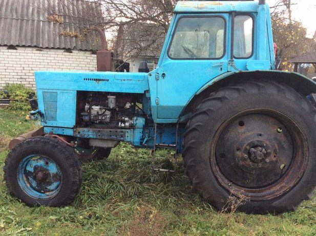 Трактор МТЗ80 1989года