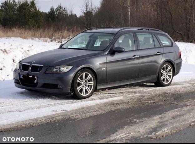 BMW Seria 3 BMW E91 Panorama HI FI Wersja Exclusive Bogato Wyposażona
