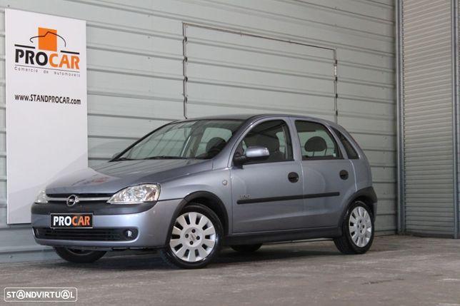 Opel Corsa 1.2 16V Elegance