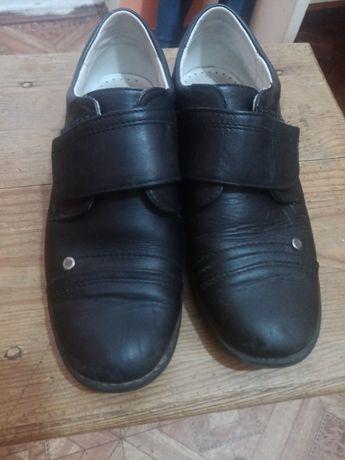 Туфлі bartek 34 розмір шкіра