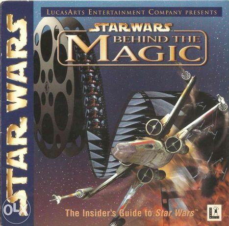 Enciclopédia Star Wars - Behind the Magic