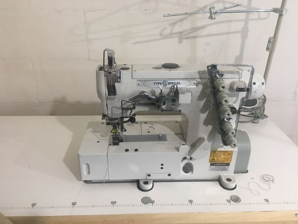 Машина распошивальная - производственная TYPE SPECIAL