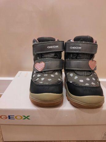 Зимові чобітки Geox для дівчинки