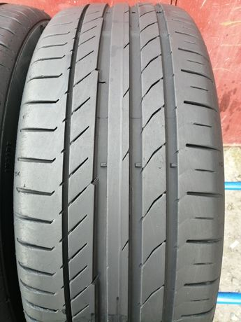 205/45/17 R17 88W Continental ContiSportContact 5 2шт літо шини