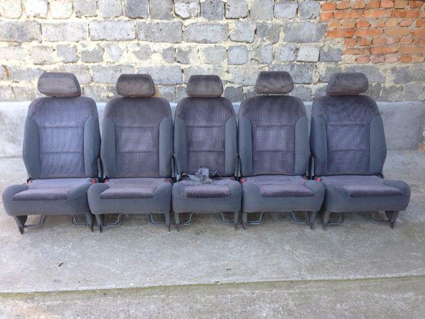 комплект сидушек Fiat Ulisse; Citroen Jumpy; Peugeot 806