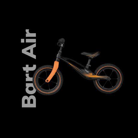 ROWER rowerek biegowy Lionelo Bart Air sporty black
