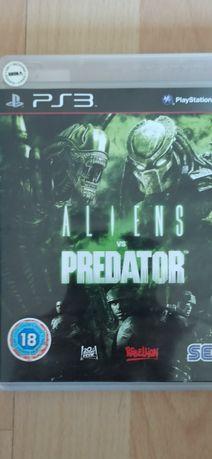 Gra ps 3 Aliens vs Predator