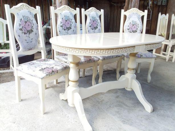 Кухонний комплект Стол и стулья. Стол кухонний раскладной