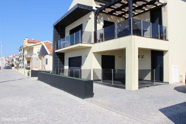 Apartamento T2/ Garagem/ Piscina/ Vista mar/ Praia do Pedrogão