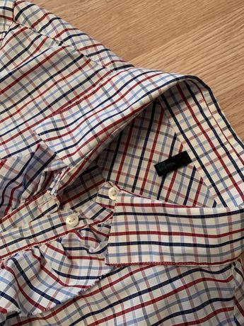 Женская рубашка Benetton размер с