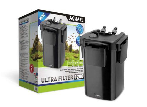 Filtr zewnętrzny AQUAEL ULTRA FILTER 1200