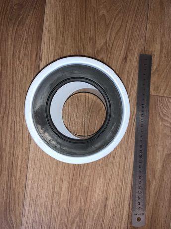Гофра, эксцентрик для унитаза 20мм
