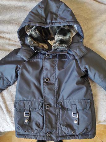 Куртка зимова Сhicco
