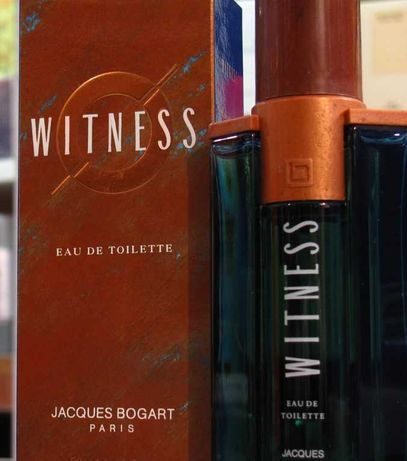 perfume homem vintage witness jaques bogart 100 ml