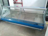 витрина холодильная 2.6 м, 3.75 м, 6,2 м, ветрина, г.Николаев