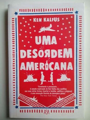 Livros Morris West, Ken Kalfus