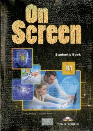 Livro de inglês ON SCREEN B1