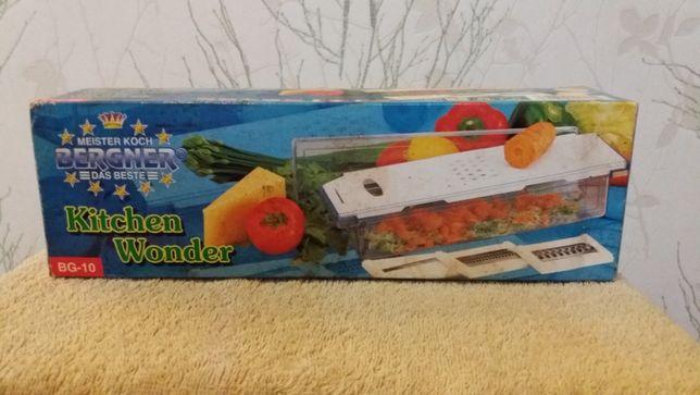 Терка Kitchen Wonder BG-10 (набор 4 в 1).