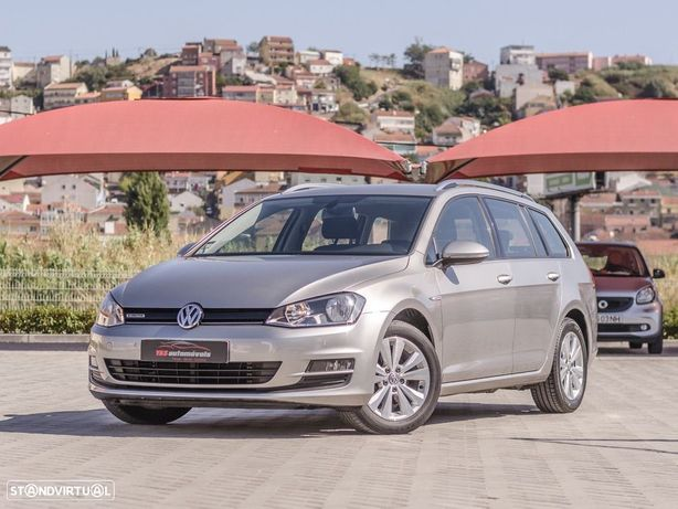 VW Golf Variant 1.6 TDi BlueMotion Confortline