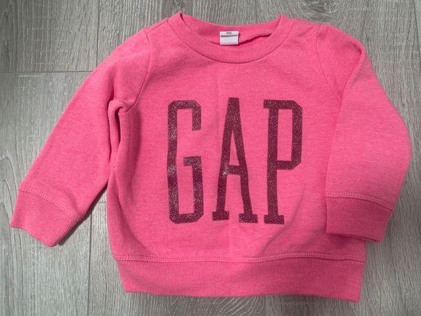Свитшот на девочку Gap 12-18 месяцев
