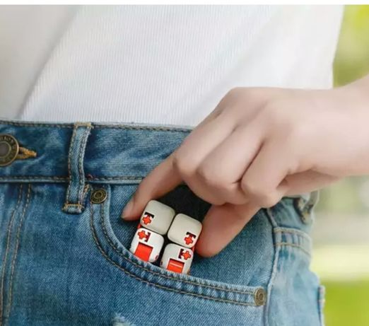 Кубик конструктор Xiaomi Bunny Fingertips Blocks ксяоми банни блок
