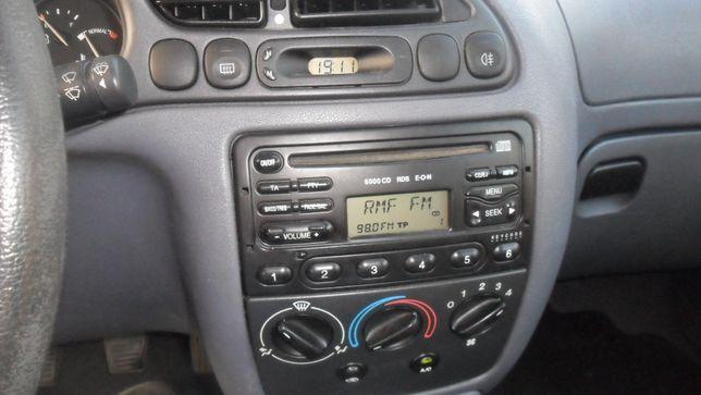 Ford, radioodtwarzacz, CD, fabryczny,z książką, z kodem