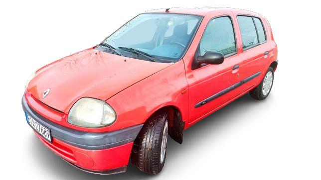 Renault CLIO 1.2 Benzyna, 2000r. OC NA ROK ! BT do sierpnia !