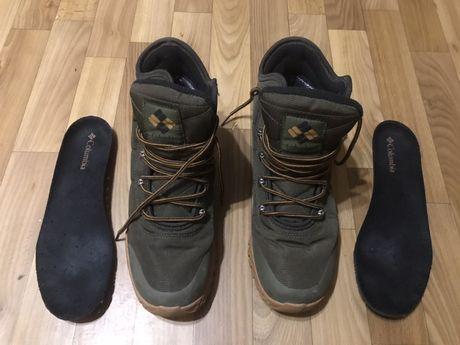 Ботинки colambia зимние 41 размер