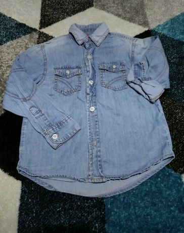 Koszula dla chłopca 98/104