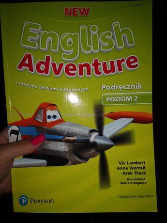 English Adventure podręcznik poziom 2