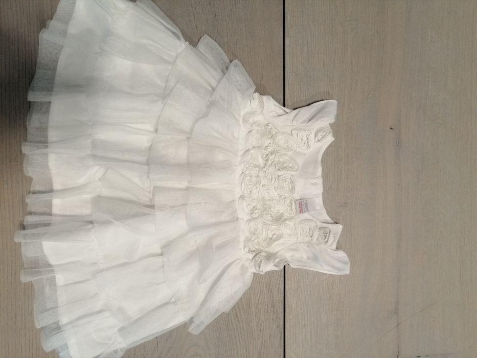 Biała sukienka next baby Wodzisław Śląski - image 1