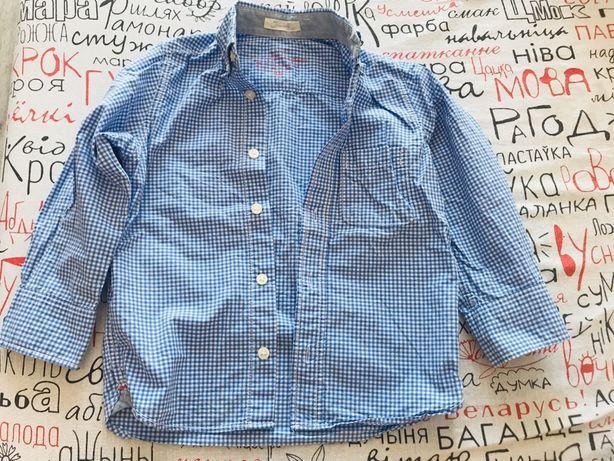 Рубашка H & M размер 92, состояние новой. Смотрите другие мои объявлен