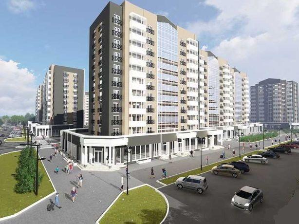 Большая однокомнатная квартира в центре 52 кв.м. - 40000 дол. (і1