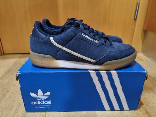 Sapatilhas/ténis Adidas Continental, como novas!