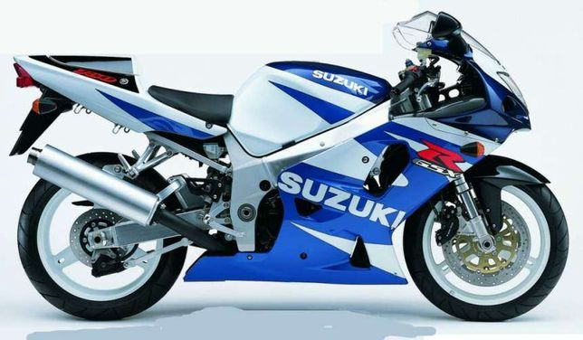peças Suzuki gsxr 750/1000 ano 2000. K1.K2.
