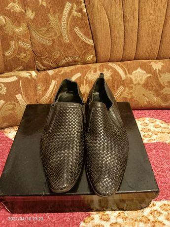 Туфли оригинал Carlo Pasolini  43 размер