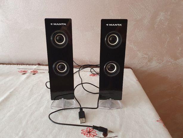 Głośniki do komputera Manta
