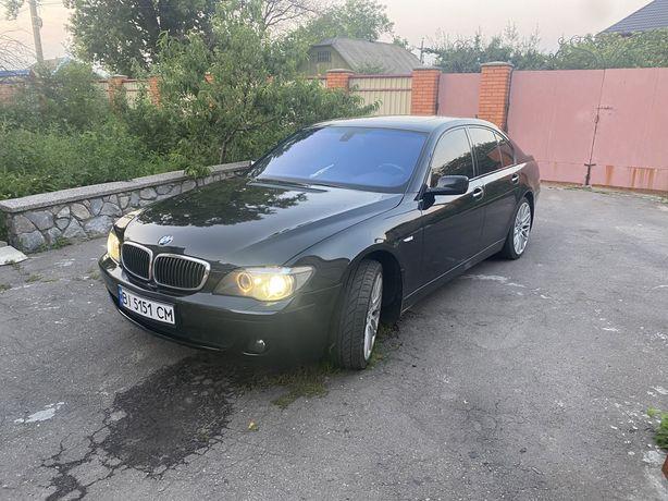 BMW e65 рест