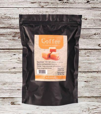 Кофе ароматизированный сублимированный растворимый,касик