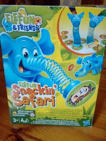 Gra Elefun Snackin Safari
