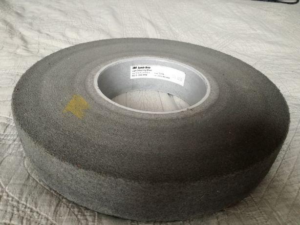 Tarcza polerska włóknina 2s-fin